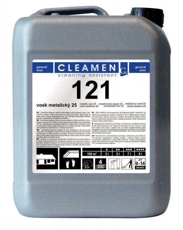 CLEAMEN 121 metalický vosk
