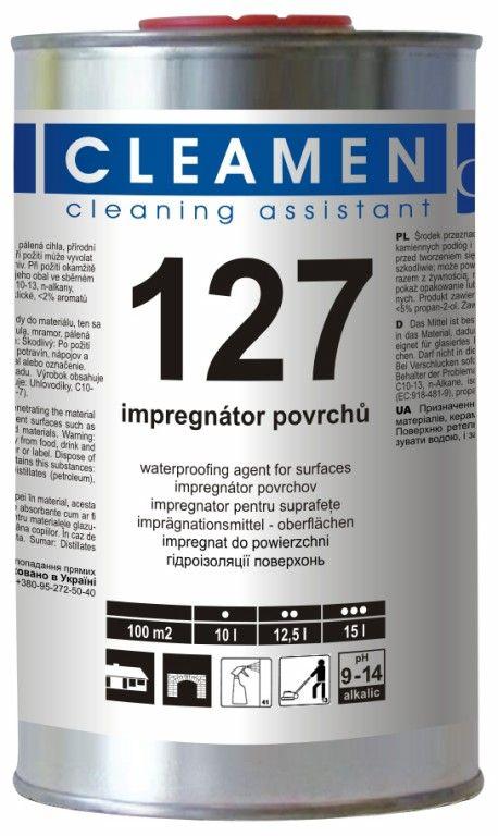 CLEAMEN 127 impregnátor povrchů