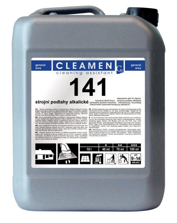 CLEAMEN 141 strojní na podlahy