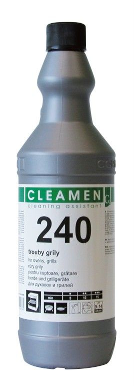 CLEAMEN 240 trouby a grily