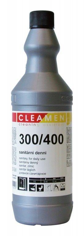 CLEAMEN 300/400 sanitární, každodenní
