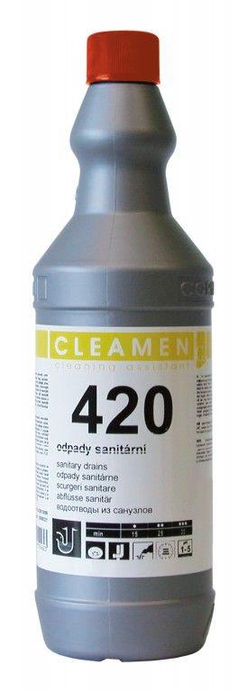 CLEAMEN 420 odpady sanitární