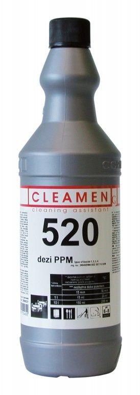 CLEAMEN 520 dezi PPM (pevné plochy s mycím účinkem)