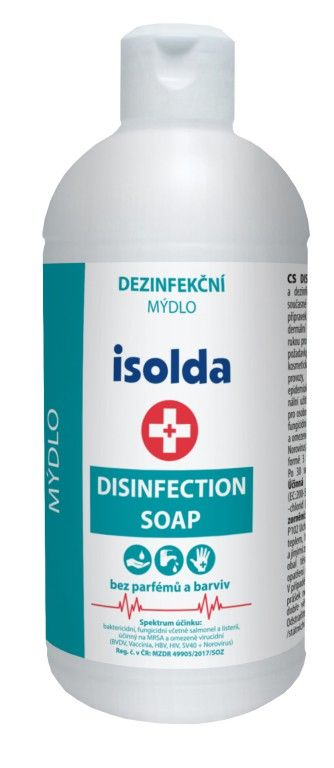 ISOLDA disinfection soap