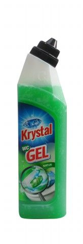 Krystal WC gel zelený