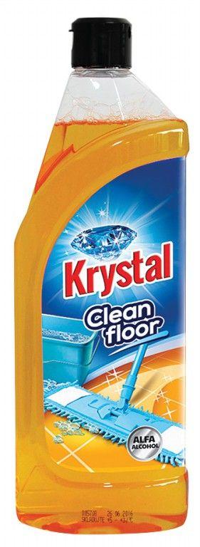 Krystal na podlahy Alfa alkohol