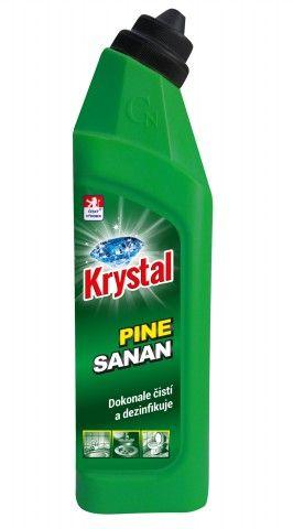 Krystal Pine Sanan