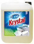 Krystal strojní mytí nádobí