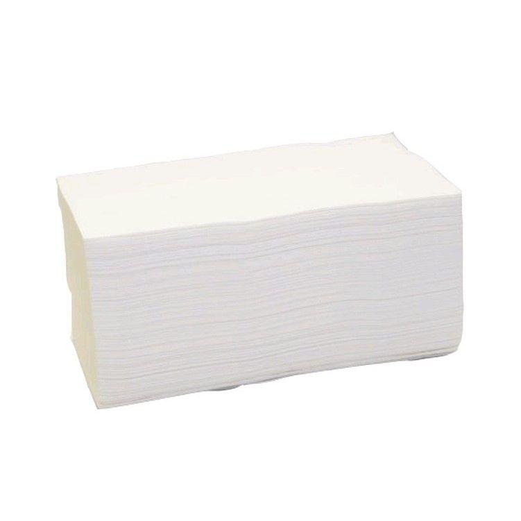 Papírové ručníky 2 vrstvé bílé ZZ Super 3990 Kusů
