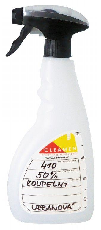 Ředící aplikační láhev 0,5 l